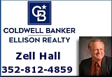 Zell Hall - Coldwell Banker Ellison Realty, Inc. - Ocala, Florida 34470, USA
