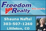 Shauna Naftel - Freedom Realty - Littleton, Colorado 80127, USA